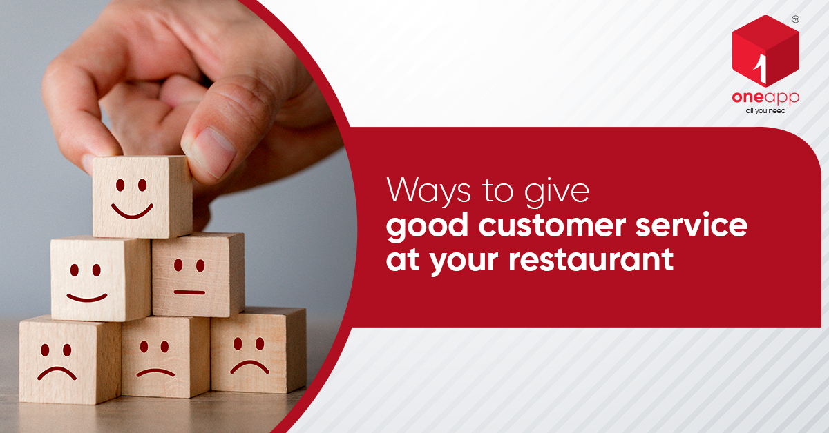 Restaurant Management software - One Resto