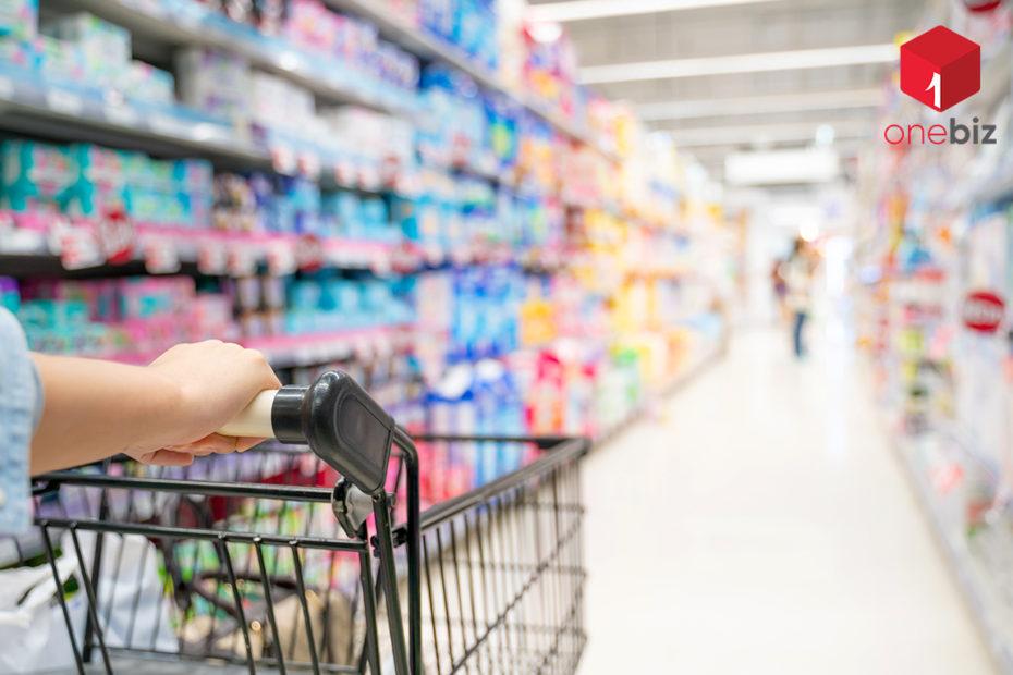 online retail store, retail management app